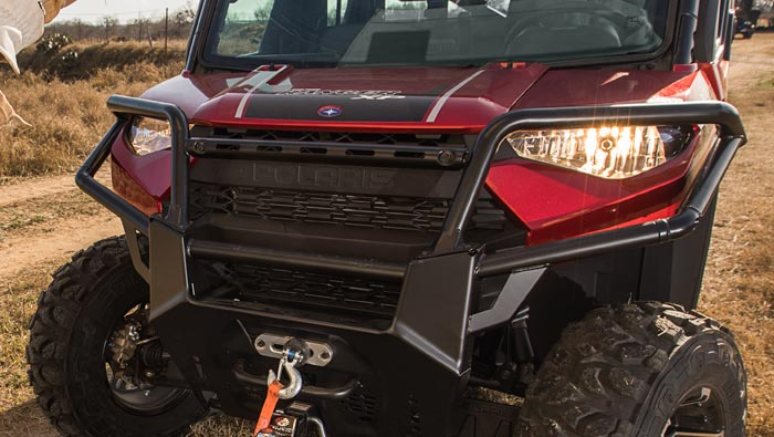 RANGER CREW® XP 1000 EPS NorthStar Edition - Massive Bumper