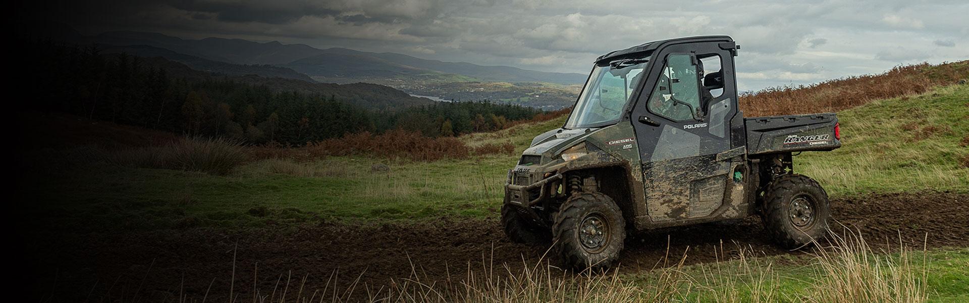 Polaris New Zealand:Ranger® Diesel 1000 HD EPS