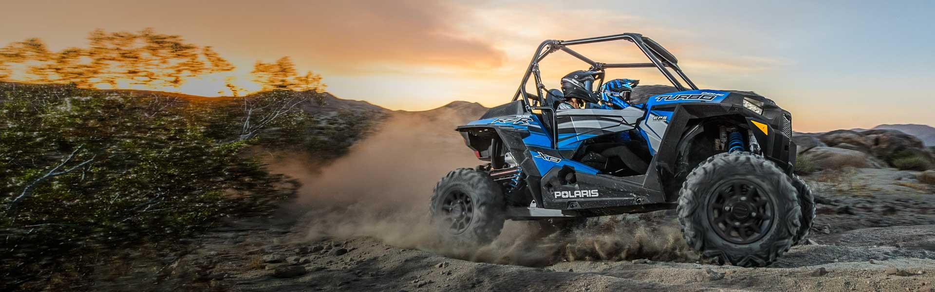 Polaris New Zealand:Rzr XP® Turbo EPS
