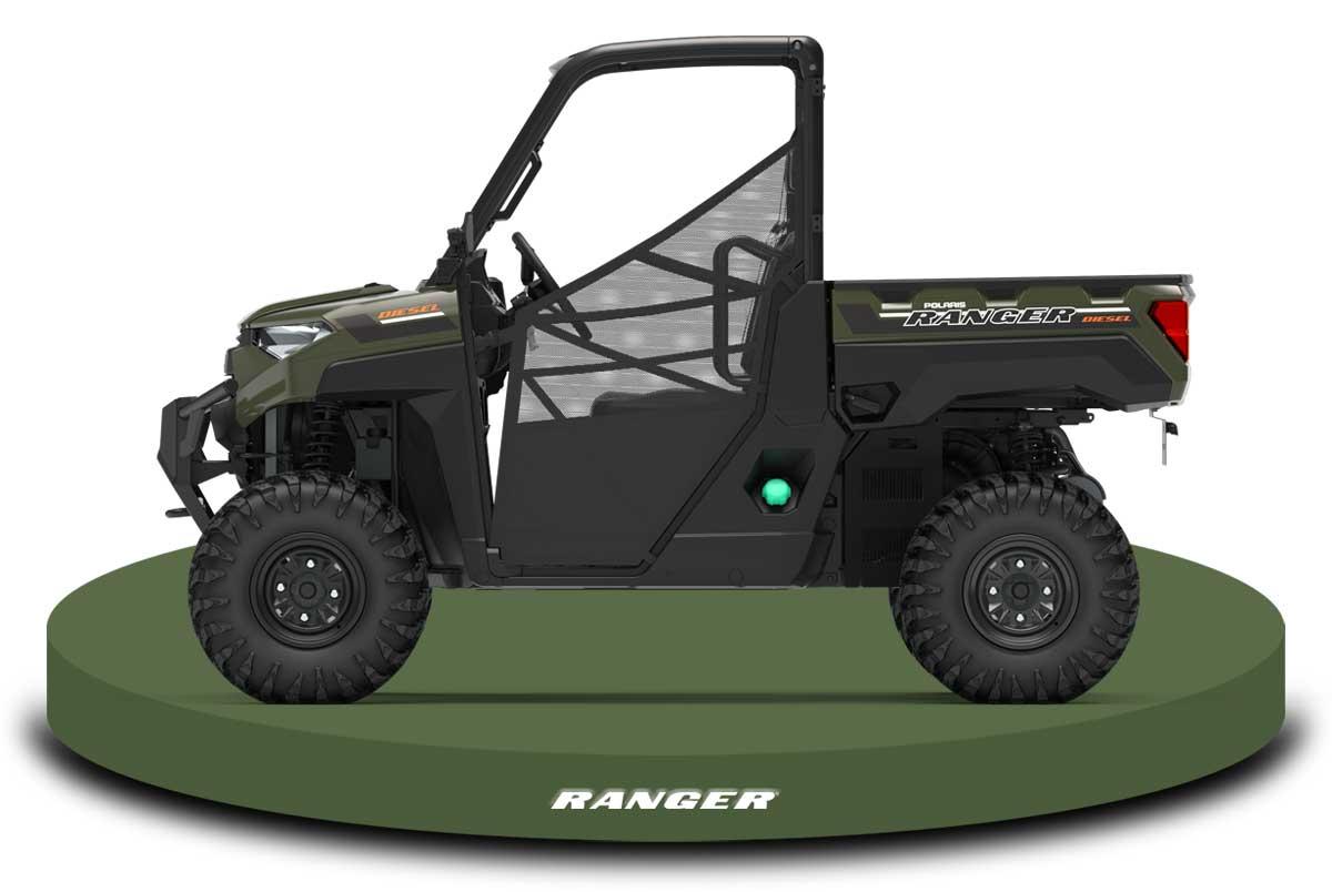 Polaris New Zealand:Ranger® Diesel