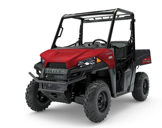 Polaris New Zealand:Ranger® 570 HD EPS