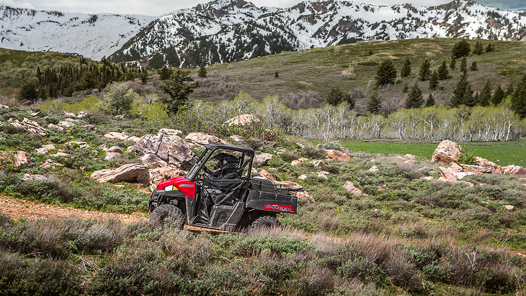 Polaris New Zealand:Ranger® 500